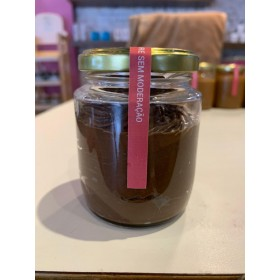 Brigadeiro no Pote - sem Glúten ( sem Lactose ) sem Açúcar Refinado Low Carb - 210g
