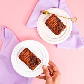 Duo Brownie com Doce de Leite - 150g A Dora Adora