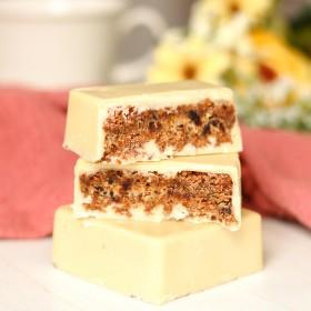 Pão de Mel de Cookies Cream - 80g A Dora Adora
