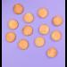 Cookies de Amêndoas – 130g A Dora Adora
